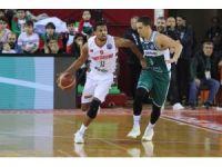 Basketbol Şampiyonlar Ligi: Pınar Karşıyaka: 70 - Dinamo Sassari: 79