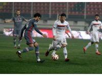 Ziraat Türkiye Kupası: G.Manisaspor: 0 - Beşiktaş: 1 (İlk yarı)