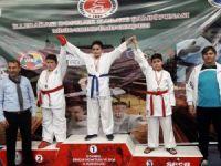 Osmaniyeli karateciler 5 madalya kazandı
