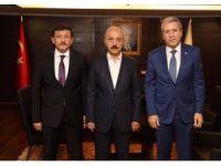 Rektör Prof.Dr. Budak'tan Ankara çıkarması