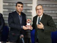 Murat Çetiner, Muş Vakfı'nda öğrencilerle bir araya geldi