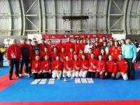 Kağıtsporlu Kareteci Demirtürk, Balkan Şampiyonu oldu
