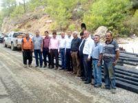 Gazipaşa'da dört mahalle suya kavuşuyor