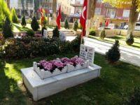 Kul'daki şehit mezarları bakıma alındı