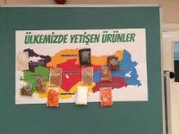 Burdur'da miniklerin yerli malı heyecanı