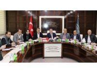 Van TSO'dan Azerbaycan'a çıkarma