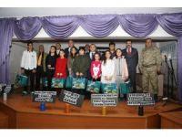 Tunceli'de çocuklar, İnsan Hakları ve Demokrasi Haftasını kutladı