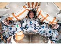 ESA astronotu Paolo Nespoli, Dünya'ya dönüyor