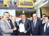 3. Ankara Marka Festivali başladı