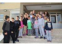 Başkan Uysal öğrenciler ile bir araya geldi