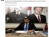 FETÖ'cü Bozkurt, TAY-DER'i 'Anti Gülenci' diye ABD, NATO ve FBI'ya şikayet etti