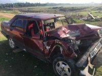 Hastaneye götürülen çocuk dönüş yolunda kazada can verdi