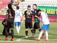 Ziraat Türkiye Kupası: T.M. Akhisarspor: 1 - Ankara Demirspor: 1