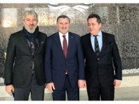 Eskişehirspor'dan Bakan Bak'a ziyaret