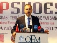"""Adalet Bakanı Abdülhamit Gül: """"Trump'ın kararını asla tanımıyoruz"""""""
