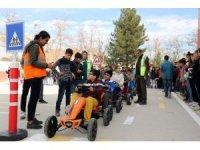 Mardin'de 'Çocuk Trafik Eğitim Parkı' projesi