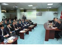 Büyükşehir'den ilçe projelerine revizyon