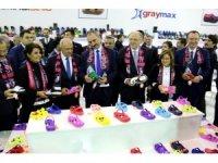 Gaziantep'te GAPSHOES Fuarının açılışı