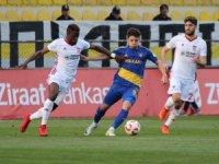 Ziraat Türkiye Kupası: Bucaspor: 1 - Demir Grup Sivasspor: 0