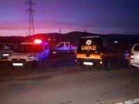 Başkent'te göçük: 2 ağır yaralı