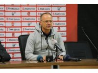 E. Yeni Malatyaspor - Osmanlıspor maçının ardından