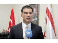 """KKTC Başbakanı Özgürgün: """"İsrail, bölgede aldığı kararlarla dünya barışını tehdit ediyor"""""""