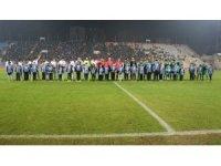 Ziraat Türkiye Kupası: Adana Demirspor: 1 - Fenerbahçe: 2 (İlk yarı)