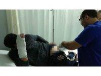 Samsun'da bıçaklı saldırıya uğrayan kişinin aracı gasp edildi