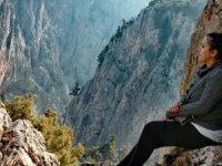 """Büyüleyici bir tur rotası: """"Hançer Kanyonu"""""""
