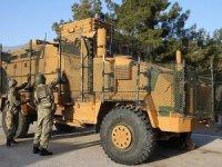 TSK'dan olası saldırılara karşı 'Roket Koruma Ağı'