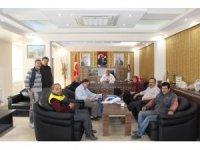 Hisarcık Belediyesi, iş yeri ve konutların kiralama ihalelerini yeniledi