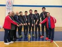 Nilüfer Belediyesi GESK namağlup şampiyon
