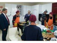 Başkan Süleyman Özkan: 'Engellime meslek arıyorum' projesini destekliyorum