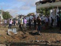 Somali'de intihar saldırısı:10 ölü