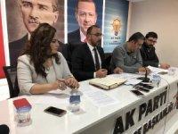 AK Parti Çorlu İlçe Başkanı Av. Kerim Atalay'dan Çorlu Belediyesi'ne eleştiri