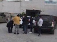 Ümraniye'de bir işyerine bombalı saldırı