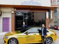 Esnaf Kooperatifi ve Şoförler Odasından Aydınlılara 'Altın Taksi' hizmeti