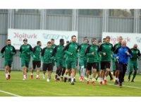 Bursaspor'da Trabzonspor maçı hazırlıkları sürüyor