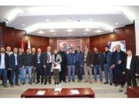 GTO'da kırmızı et sektöründeki son gelişmeler değerlendirildi