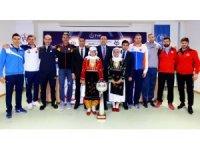 Erkekler Kupa Voley Finali Şanlıurfa'da yapılıyor
