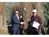 Makedonya'ya meyveciliğin geliştirilmesinde destek