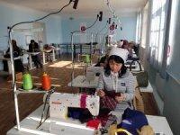 TİKA'dan Kırgızistan'da kadınlara destek
