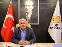 """AK Parti İl Başkanı Ertürk, """"İndirimi ASKİ değil, TBMM yaptı"""""""