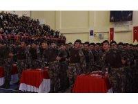 502 özel harekatçı yemin ederek mezun oldu