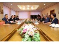 Bilim ve Sanayi Bakanı Özlü, Belarus'ta temaslarını sürdürüyor