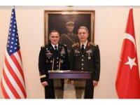 Genelkurmay karargahında Irak ve Suriye toplantısı