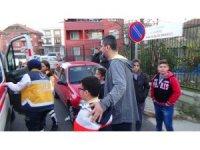 Sakarya'da 8 öğrenci yedikleri yemekten zehirlendi iddiası