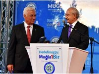Kılıçdaroğlu'ndan Muğla Büyükşehir Belediye Başkanı Gürün'e övgü;
