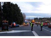 Fransa'daki kazada ölü sayısı 4'e yükseldi