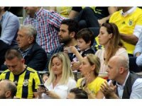 Fenerbahçe maçında minik Beşiktaşlı